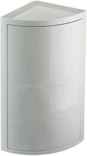 Croydex Cabinets Gt Corner Rotating Bathroom Storage Unit