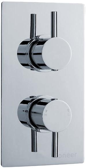 Pioneer Twin Shower Valve Bathroom News
