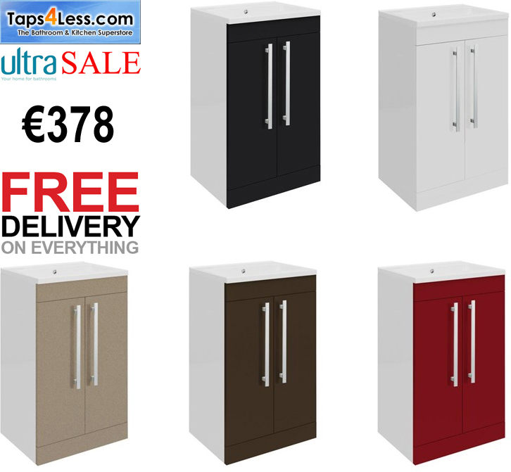 Ultra Bathroom Furniture Sale - Ireland – Bathroom News