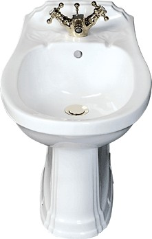 Avondale Bidet with 1 Tap Hole.