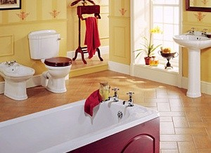 Avondale Bathroom Suite