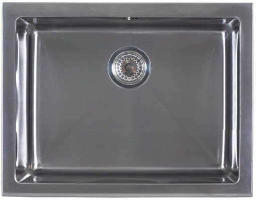 Larger image of Astracast Sink Belfast stainless steel 1.0 bowl kitchen sink