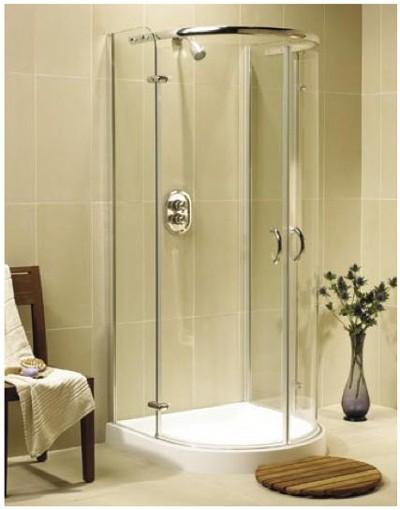 Image Gt Allure 900x900 D Shaped Quadrant Shower Enclosure