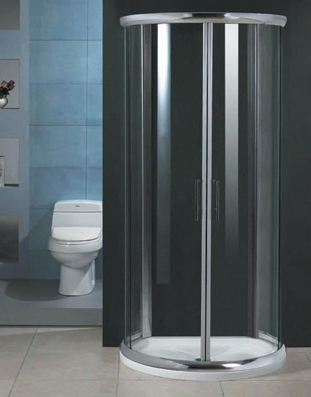 Tab Gt Milano D Shaped Shower Enclosure With Slimline