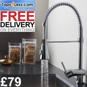 www.taps4less.com premier kitchen tap