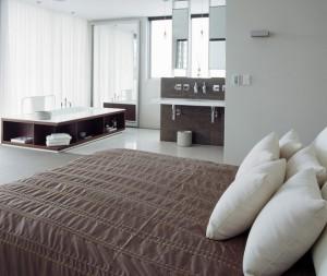 taps4less bathroom in bedroom